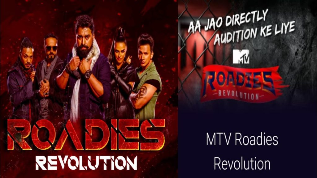 Mtv Roadies Revolution 2020 Audition date, venue & registration online form