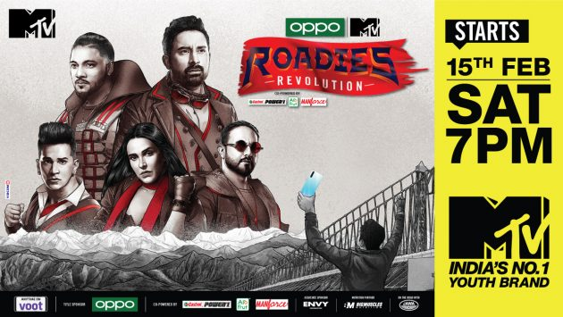 Mtv Roadies Revolution: No Gang leaders, No Gang, only leaders, Stars leads to win