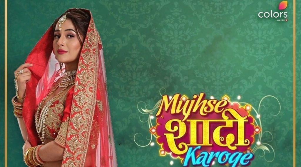Mujhse Shaadi Karoge Navdeez - Sanjana fight on being fake