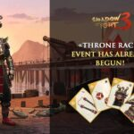 "Shadow Fight 3: 1st Legendary event released ""Throne Race"" on 24 June 2020"