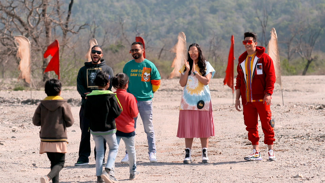 Akshita Sharma, Michael Ajay, Arushi Chawla, Aman poddar- Jayant Makkar won the immunity.
