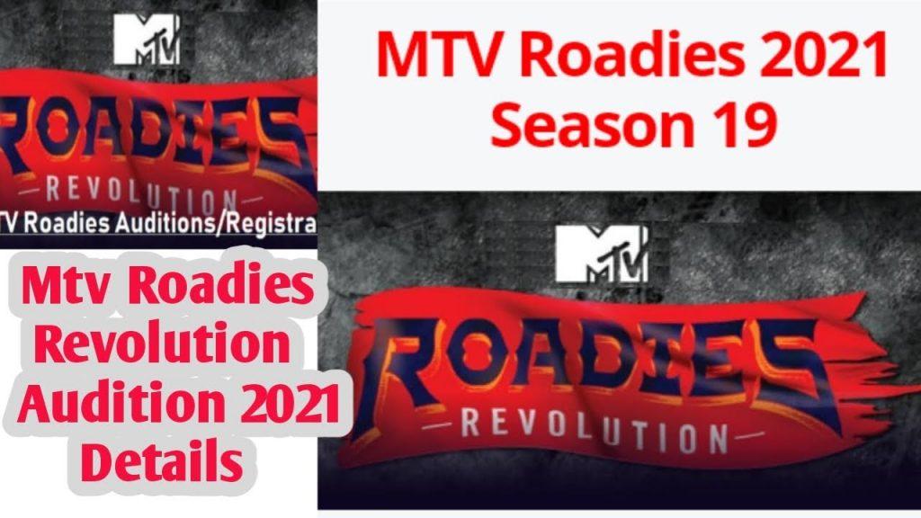 Mtv roadies x9 2021 Audition venues